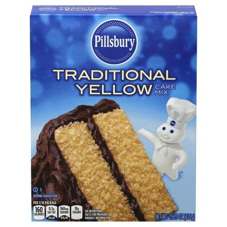 Pillsbury Traditional Chocolate Cake Mix
