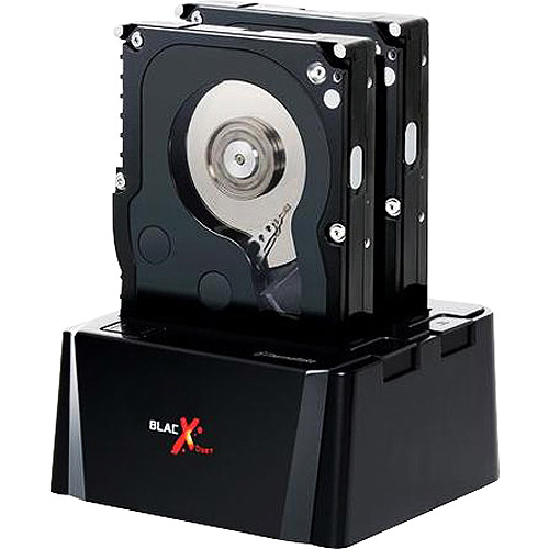 Thermaltake BlacX Duet ST0014U Docking Station - USB