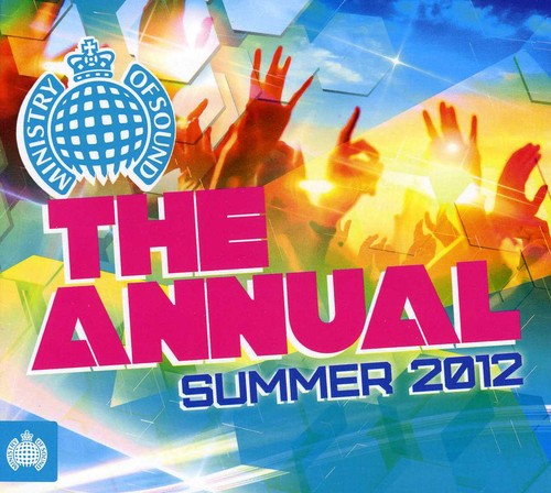 Ministry of Sound - Annual Summer 2012 (German Edition) [CD]