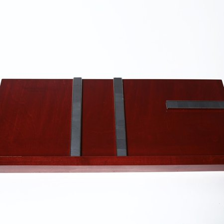 Drop Block Under Cabinet Knife Storage Rack - Small, Cherry (Rack Blocks)