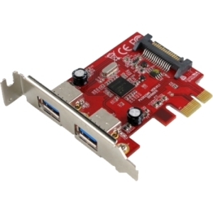 2 PORT USB 3.0 PCIE SFF INTERNAL CARD
