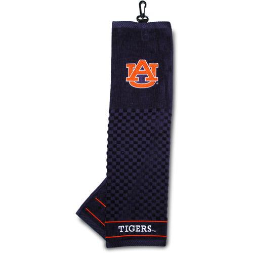 Team Golf NCAA Auburn Embroidered Golf Towel by Generic