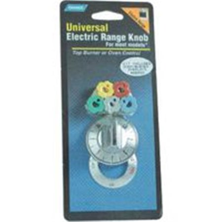 Camco Manufacturing Inc Chrm Elect Range Oven Knob 933 - image 1 of 1