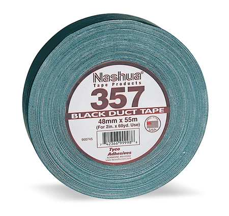 Nashua 357 48mm x 55m Duct Tape, 13 mil
