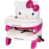 Baby Trend Portable High Chair Easyseat Toddler Booster Seat, Hello Kitty