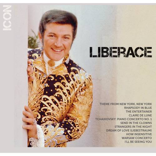 Icon Series: Liberace