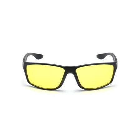 Asewin Night Driving Polarized Glasses for Men Women Anti Glare Rainy Safe HD Night Vision HOT Fashion Sunglasses UV 400 Eye Protecting Glasses