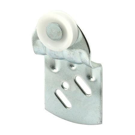 Prime-Line Products N 6718 9/16 in. Offset Sliding Wardrobe Back Door Roller Assembly (Pack of 2) ()