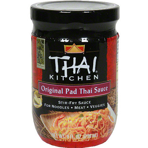 Thai Kitchen Original Pad Thai Stir-Fry Sauce, 8 oz (Pack of 12 ...