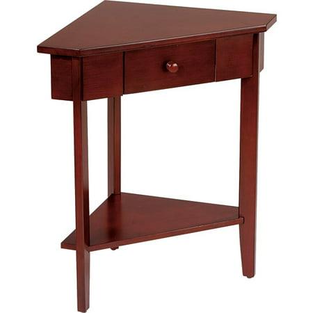Osp designs madison corner end table - Corner table walmart ...