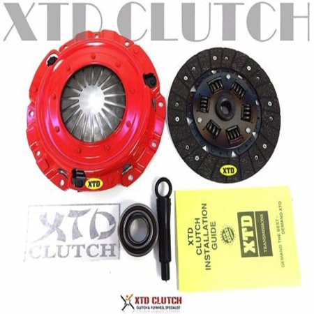 XTD STAGE 2 CLUTCH KIT 04-06 Mitsubishi Lancer Outlander 2.4L Ls Ralliart 4cyl (Mitsubishi Heavy Duty Clutch Kit)
