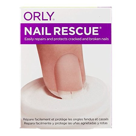 Nail Rescue Kit - Quick & Easy Repair of Cracked or Broken Nails in ...