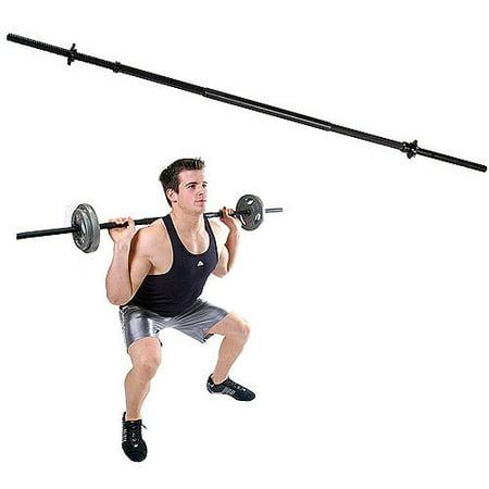 Gold's Gym - Standard Weight Lifting Bar, 5 ft