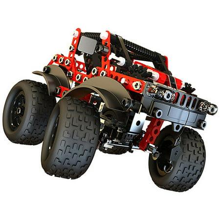 Erector Sets For Adults (Erector Evolution 4x4 Vehicle Building)