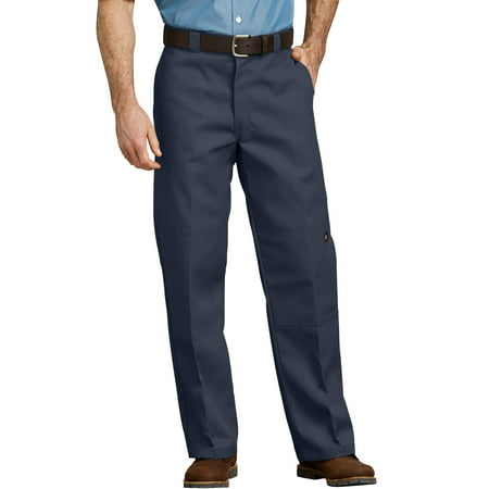 Men's Loose Fit Double Knee Work Pant (Mens Work Uniforms)