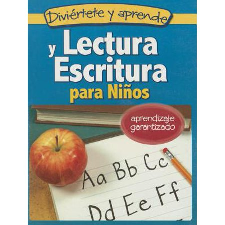 Lectura y Escritura Para Ninos : Reading and Writing for Children Ages 5 and Up