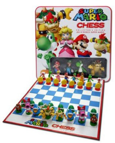 Chess: Nintendo Super Mario Edition by USAopoly