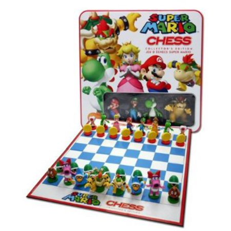 Chess: Nintendo Super Mario Edition - Super Mario Chess