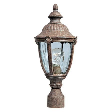Maxim Morrow Bay DC Outdoor Post Lantern - 19.5H in. Earth Tone