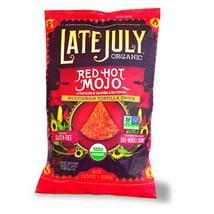 Tortilla & Corn Chips: Late July Multigrain