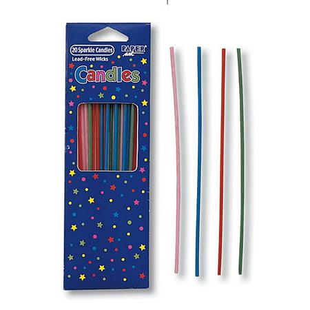 Assorted Color Sparkler - Candles Sparklers
