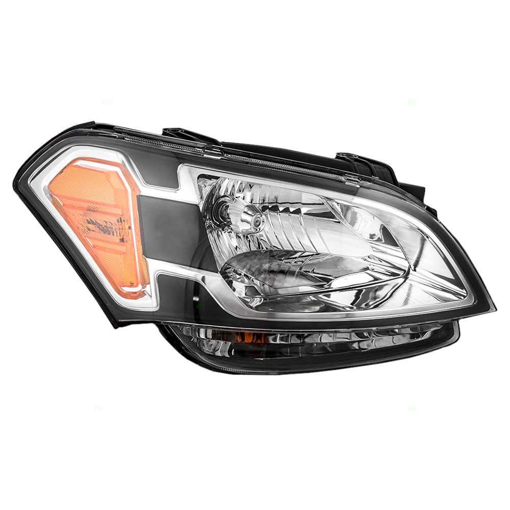 Passengers Headlight Headlamp Replacement for Kia 921022K030