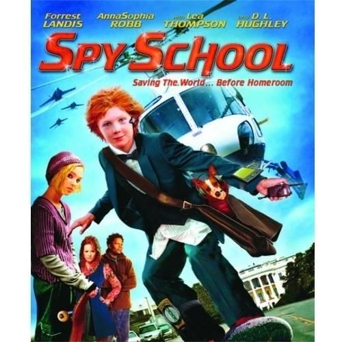 Spy School (Blu-ray)