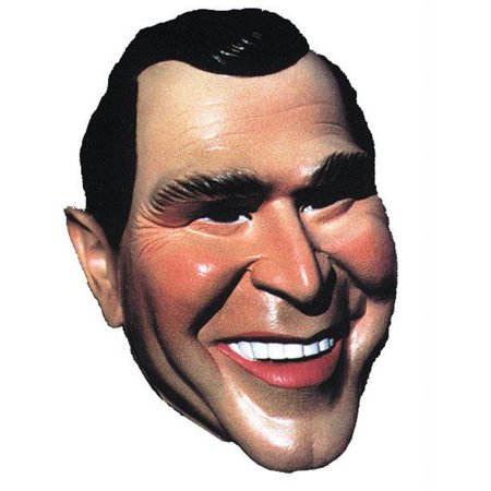 Costumes For All Occasions Tf60039 Bush Jr Mask](Bush Halloween)