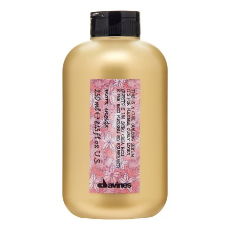Davines This Is A Curl Building Serum, 8.45 Oz Matrix Sleek Look Sealing Serum