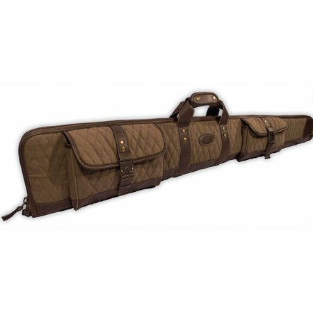 Evolution Outdoor President Quilted padded deluxe shotgun case 52