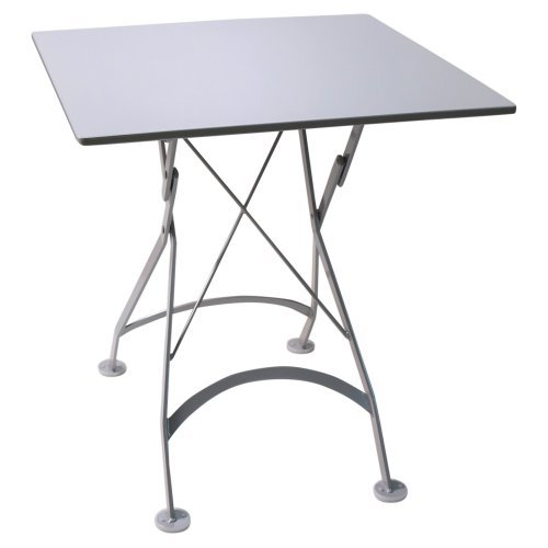 Furniture Designhouse 28 in. Square European Cafe Folding Table
