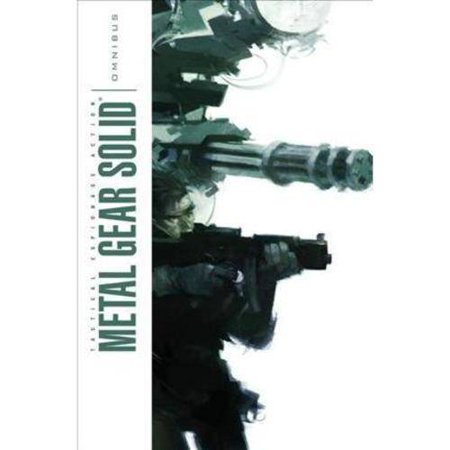 Metal Gear Solid Omnibus: Tactical Espionage Action