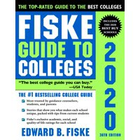 Fiske Guide to Colleges 2020 (Paperback)