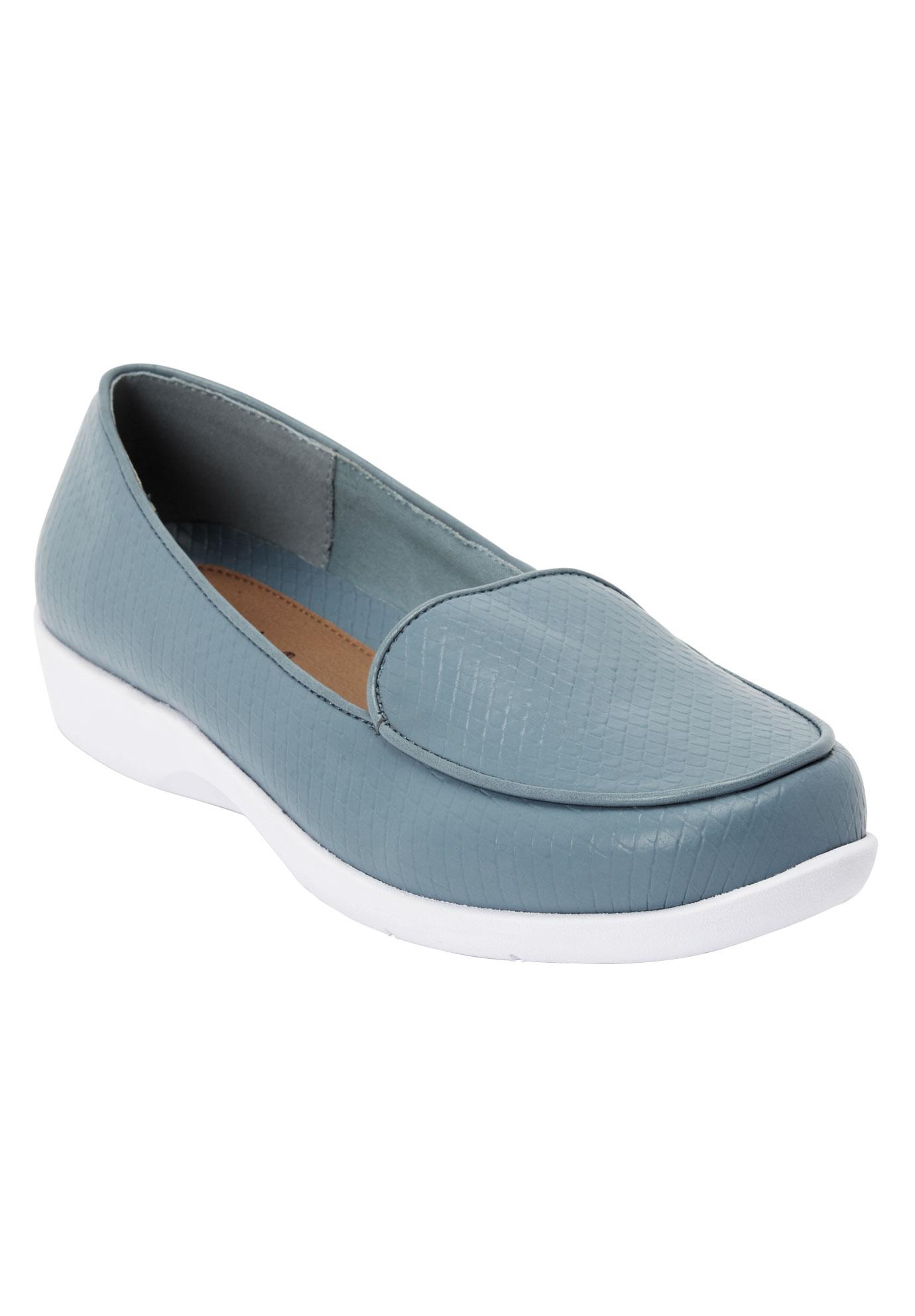 Blue Womens Flats - Walmart.com