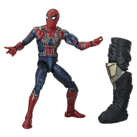 Avengers Marvel Legends Series 6-inch Spider-Man Action Figure
