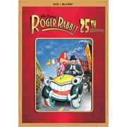 Roger Rabbit Jessica Rabbit Costumes (Who Framed Roger Rabbit (25th Anniversary Edition) (DVD + Blu-ray))