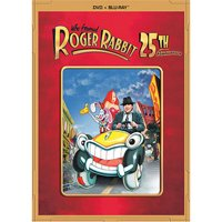 Who Framed Roger Rabbit (25th Anniversary Edition) (DVD + Blu-ray) (Widescreen)