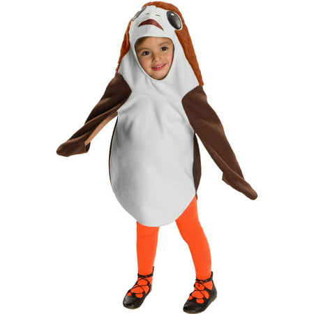 Star Wars The Last Jedi Toddler Porg Costume](Kids Jedi Costume)