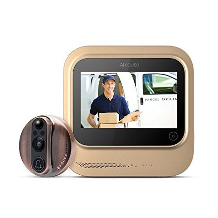 Veiu Smart Video Doorbell   Copper