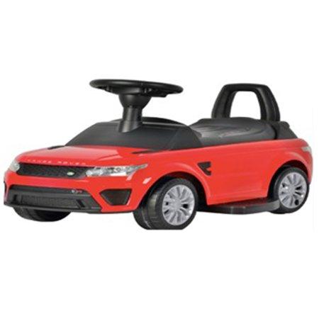 Licensed Range Rover Sport Svr Kids Ride On Car Battery Powered 6V   Red