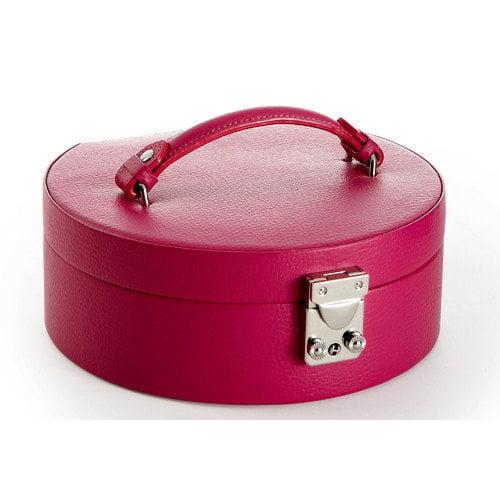 Morelle Company Linda Half Moon Jewelry Box