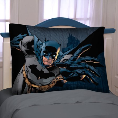 Nickelodeon Batman Race To Defend Reversible Pillowcase 1 Each
