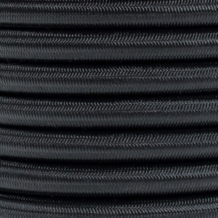 - Paracord Planet 5/16 inch Elastic Bungee Nylon Shock Cord Crafting Stretch String - Various Colors - 10, 25, 50, & 100 Foot Lengths - Made in USA