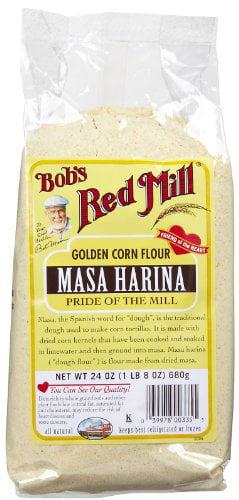 Bobs red mill masa harina