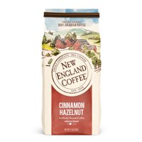 New England Coffee Cinnamon Hazelnut Ground Coffee, 11 Oz.