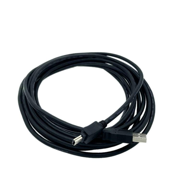 Kentek 15 Feet FT USB PC SYNC DATA Cable Cord For VTECH Leapfrog Leappad 2 Explorer Platinum Tablet
