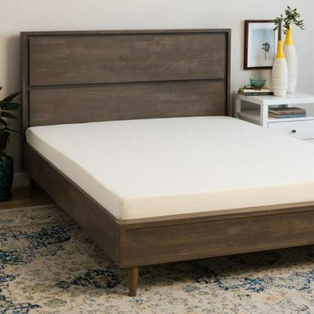select luxury medium firm 7 inch queen size memory foam mattress. Black Bedroom Furniture Sets. Home Design Ideas