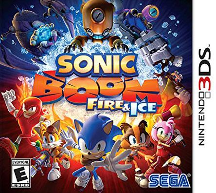 SEGA Sonic Boom: Fire & Ice (Other)