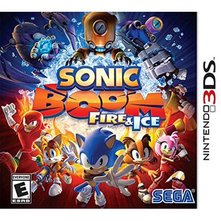 SEGA Sonic Boom: Fire & Ice (Other)