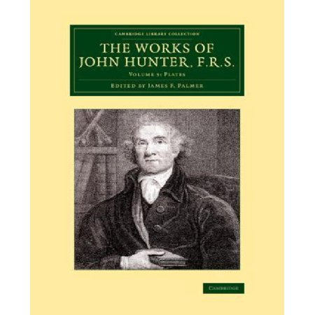 The Works of John Hunter, F.R.S. - Volume 5 (Cambridge Library Collection - History of Medicine) - image 1 of 1